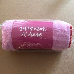 Micro Fiber Yoga 🧘♀️ Towel